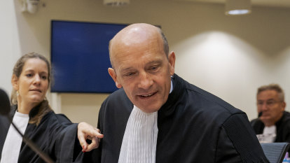 MH17 defence deny peddling conspiracies