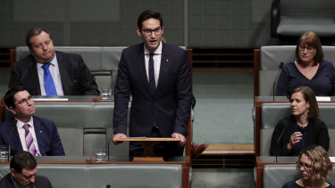 Labor MP Josh Burns.