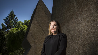 Lisa Havilah, new CEO of the Powerhouse Museum.