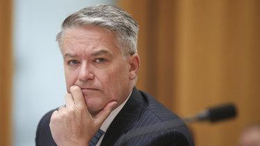 Mathias Cormann is still in the race to run the OECD.