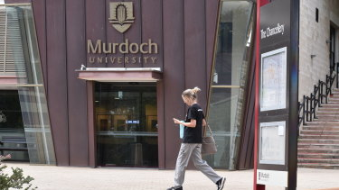 Murdoch University sets a hefty price tag for what is essentially free outsourced education, say students.