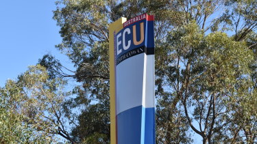 ECU continues to grow its staff and research as other WA universities look to shrink their investments due to the financial perils brought on by COVID-19 and federal reforms.