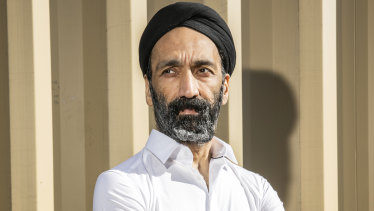 Jagdeep Singh is chief executive of QuantumScape, a company that is working on a technology that could make car batteries cheaper, more reliable and quicker to recharge.