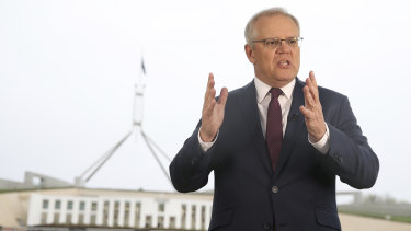 The Morrison government's budget is set to pass Parliament within days.