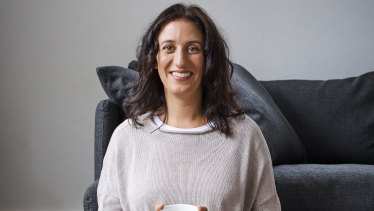 Dr Elise Bialylew is using meditation to ease anxiety about the COVID-19 pandemic.