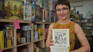 Rabble employee Anne Barnetson has just published a comic book.