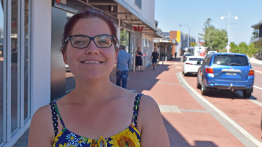 Sian, a nurse originally from Queensland, says she is heading home because of the cost of living in WA.