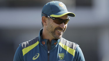 Australian coach Justin Langer knows he will have to make some tough calls.