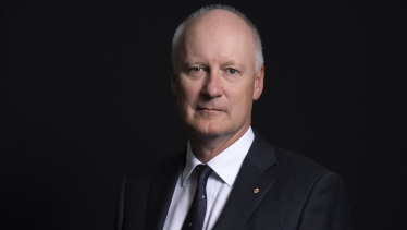 Richard Goyder lashes out at shareholder activists hijacking AGMs ahead of a showdown over climate-related resolutions at Woodside.