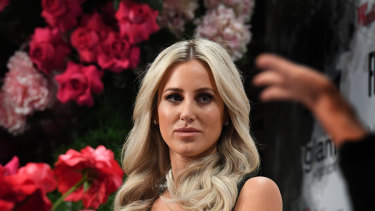 Roxy Jacenko has auctioned off four shipping containers worth of furniture and luxury goods.
