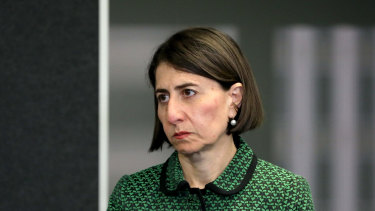 Gladys Berejiklian says she deeply regrets not isolating after her COVID-19 test.