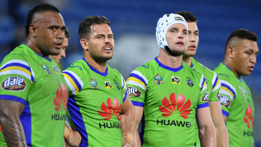 The Raiders are determined to avoid a repeat of last year's Gold Coast loss - a loss that defined their season.