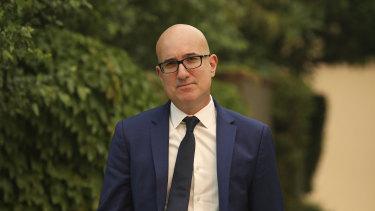 GB News CEO Angelos Frangopoulos formerly ran Sky News Australia.
