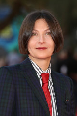 Donna Tartt at the 10th Rome Film Festival in 2015.