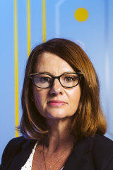 Abigail Bradshaw, head of the Australian Cyber Security Centre, is urging businesses to take basic steps to defend against cyber atatcks.