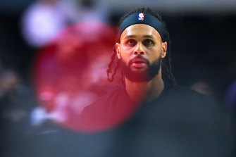 San Antonio has become a second home to Patty Mills, the NBA club and the city itself.