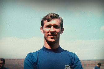 Ferguson fulfilled a boyhood dream by joining Rangers in 1969, but after just 41 games his career with the club was over.