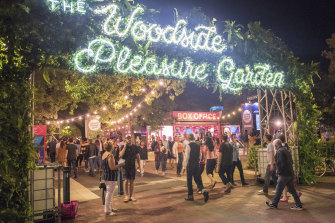 Woodside has been a sponsor of Perth's Fringe World since 2012.