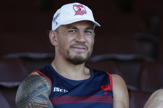 If Sonny Bill Williams plays on, it will only be at Toronto and not the NRL.