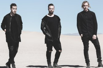 Rufus Du Sol's Jame Hunt, Jon George and Tyrone Lindqvist have again been nominated for a Grammy Award.