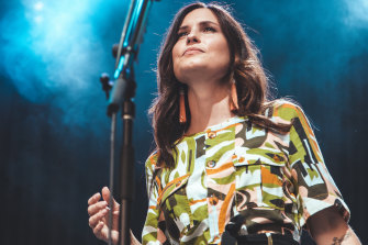 Missy Higgins has come a long way since winning Triple J's Unearthed competition in 2001.