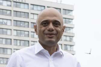 Sajid Javid has been obliged to apologise after health workers and their families responded angrily.