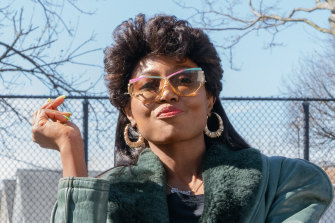 Patina Miller is a hard-bitten gangster-mom in the latest instalment of the <i>Power</i> series.