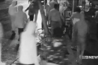 The Collingwood brawl