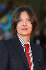 Donna Tartt at the 10th Rome Film Festival in 2015.