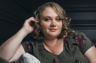 She's no Rebel Wilson, former Northern Beaches girl turned Hollywood hit Danielle Macdonald.
