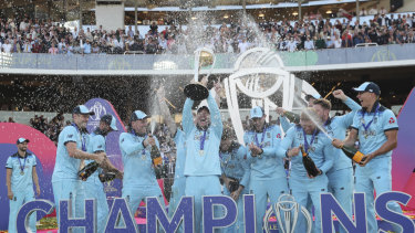 England claimed their first World Cup this year in memorable fashion.