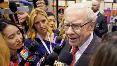Warren Buffett is not a fan of investing in gold.