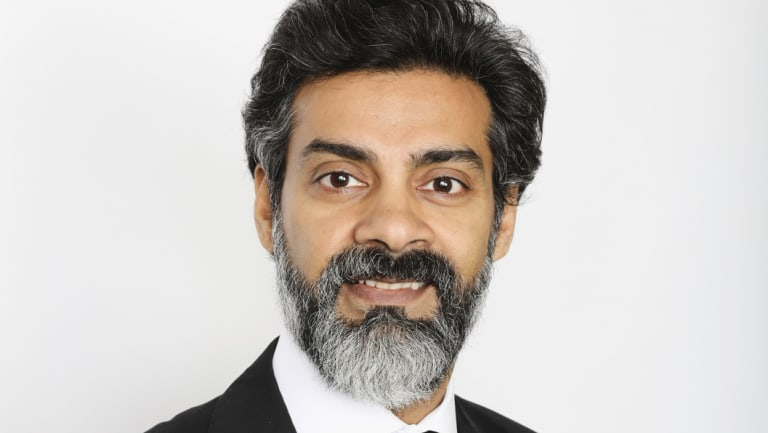Westpac GM of SME banking, Ganesh Chandrasekkar.