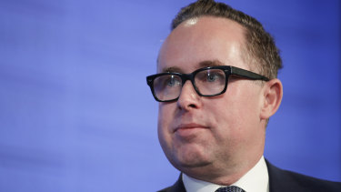 'Bad for democracy': Alan Joyce weighs in as war of words between government and business intensifies