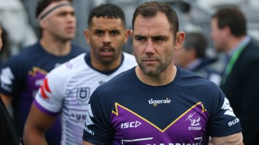 Boo... Why the Cameron Smith hate?