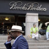 Brooks Brothers, which dressed nearly every US president, goes bankrupt