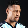Folau sends explosive letter to RA over code-of-conduct 'leaks'