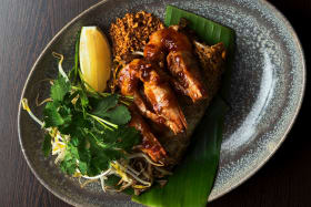 Barbecue Shapes-flavoured chicken will make you excited about Thai food again