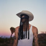 The man behind the fringed mask: why Orville Peck is a genuine enigma