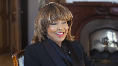 Tina Turner comes to grips with a painful past and meteoric career
