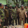 Sri Lankan police failed to act after finding 100kg of high explosives