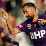Rampant Glory put six past struggling Jets