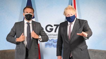 'Sausage war' sizzles as EU, UK stuck at Northern Ireland impasse