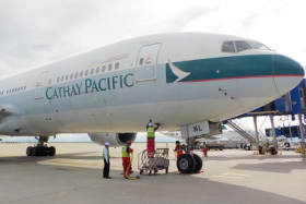 The first ever Boeing 777 retires to its final resting place