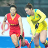 Hockeyroos' draw keeps them in box seat for Champions Trophy final