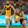 AFL Saturday live: Eagles v Hawks, Suns v GWS
