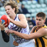 History repeating as Fremantle's finals hopes take downward turn