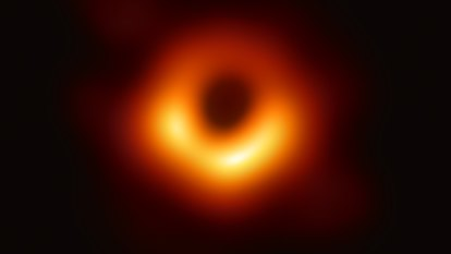 'We have seen what we thought was unseeable': the black hole hunters