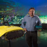 Killer robot ready to protect barrier reef