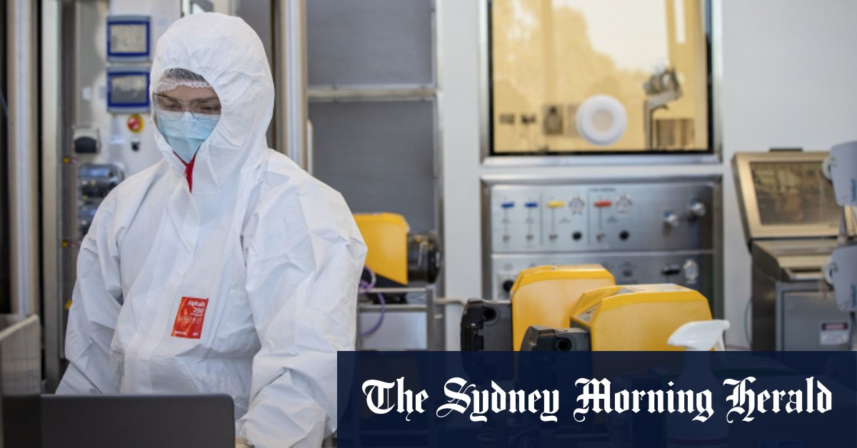 AstraZeneca COVID-19 vaccine shows promise in elderly – Sydney Morning Herald